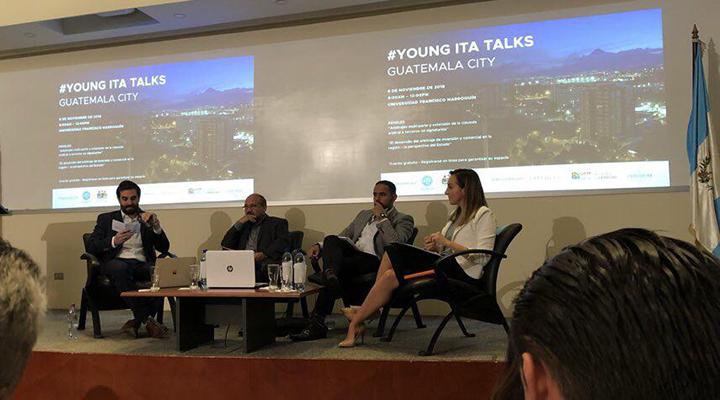 #YoungITATalks Guatemala City